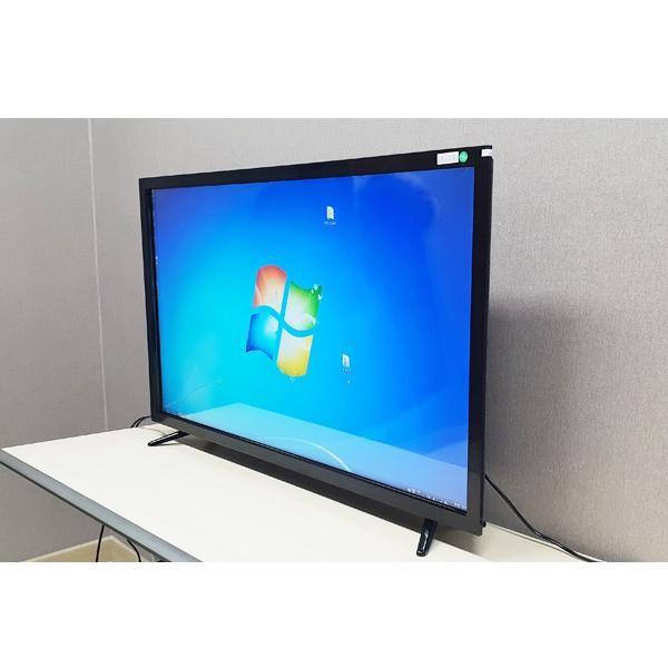 [하이드림엘씨디]  43인치 터치모니터 HDL-T430IR 대우루컴즈 TV + 적외선 터치스크린 *주문제작 상품