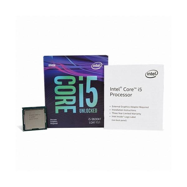 [인텔] 코어i5-9세대 9600KF (커피레이크-R) (병행수입 박스)