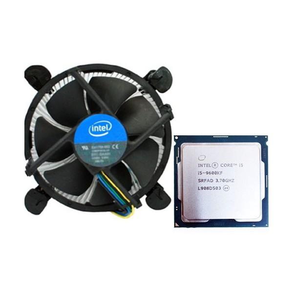 [인텔] 코어i5-9세대 9600KF (커피레이크-R) (벌크 + 쿨러)