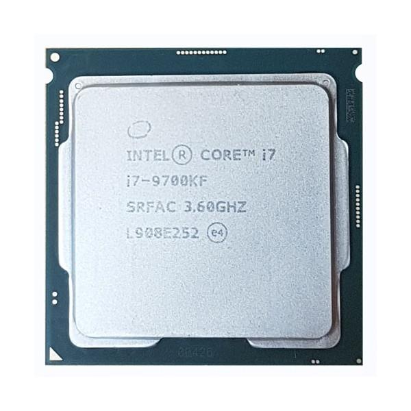 [인텔] 코어i7-9세대 9700KF (커피레이크-R) (벌크) (쿨러미포함)