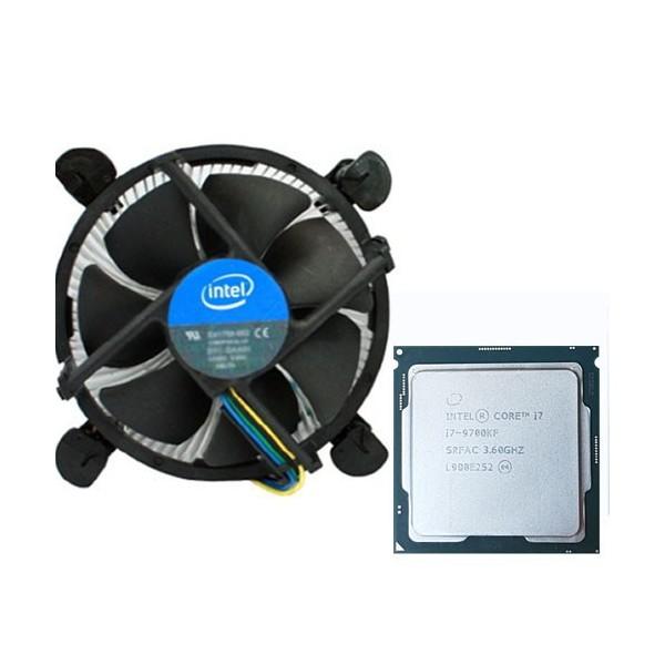 [인텔] 코어i7-9세대 9700KF (커피레이크-R) (벌크 + 쿨러)