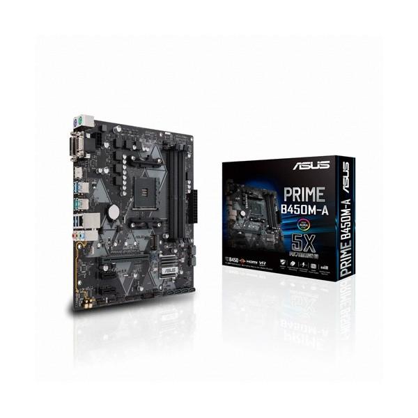 [ASUS] PRIME (AMD패키지) B450M-A 대원CTS + AMD 라이젠7 2700X