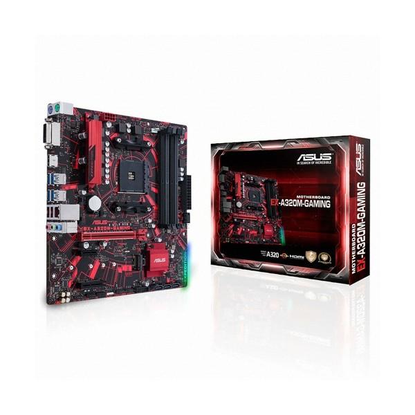 [ASUS] EX (AMD패키지) A320M-GAMING 대원CTS + AMD 라이젠5 2600X