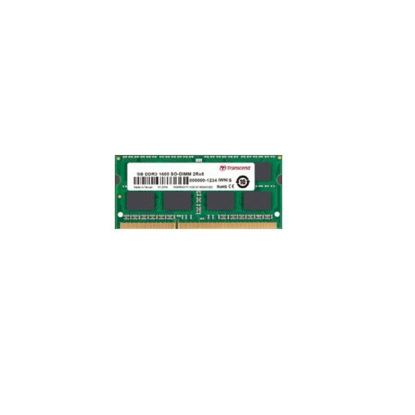 [Transcend]  DDR3 8GB PC3-12800 노트북용 CL11(삼성칩)