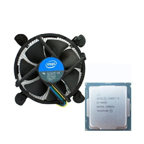 [인텔] 코어i5-9세대 9500F (커피레이크-R) (벌크 + 쿨러)