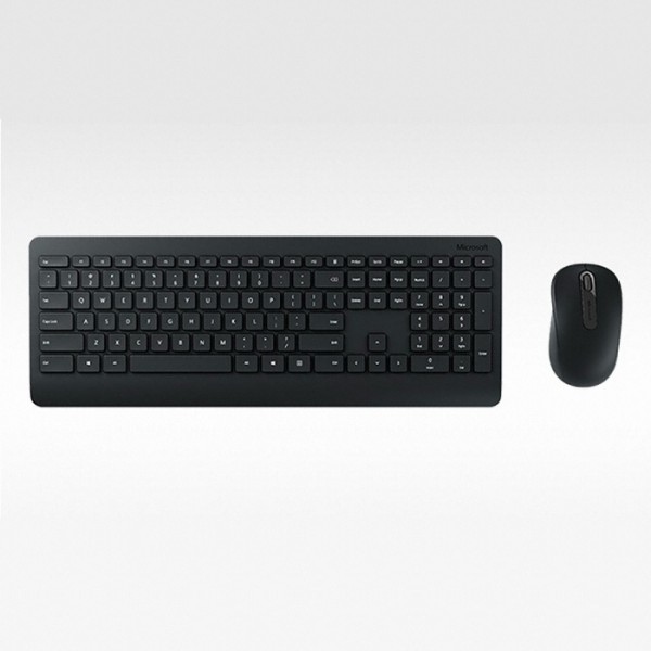 [Microsoft]  Wireless Desktop 900 무선 데스크탑 세트 [블랙]
