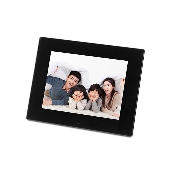 [유니콘]  유니콘 LTD-800A 블랙 8인치 슬림형 디지털액자