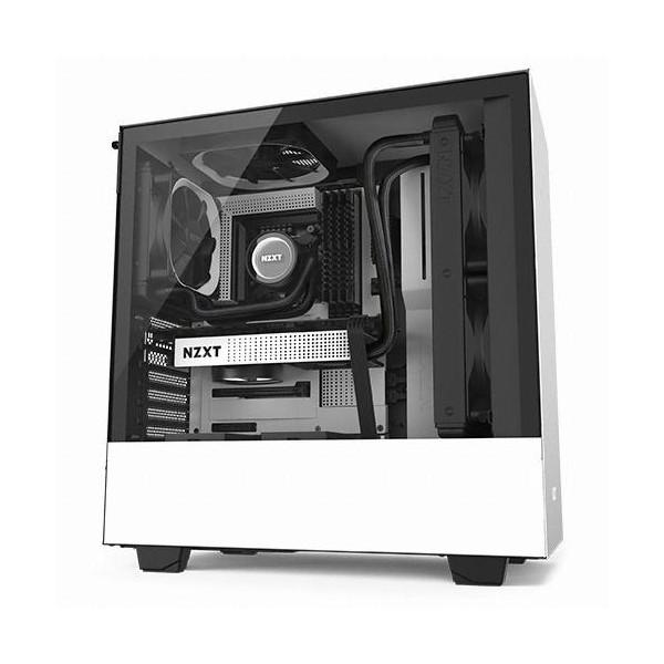 [NZXT]  NZXT H510 Matte White