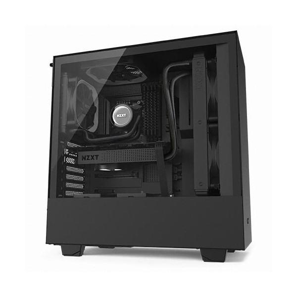 [NZXT]  NZXT H510 Matte Black