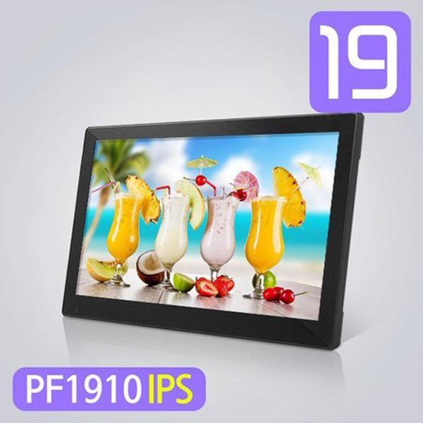 [카멜]  [(주)카멜] 디지털액자 PF-1910IPS HDMI 단자/미니모니터/사진/동영상 [19인치] [블랙]
