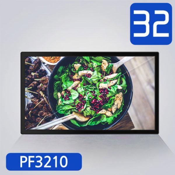[카멜]  [(주)카멜] 디지털액자 PF-3210IPS HDMI 단자/미니모니터/사진/동영상 [32인치] [블랙]