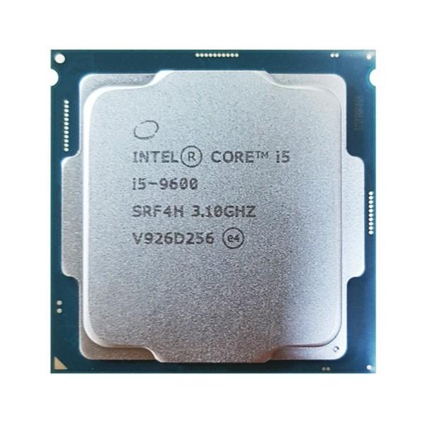 [인텔] 코어i5-9세대 9600 (커피레이크-R) (벌크) (쿨러미포함)