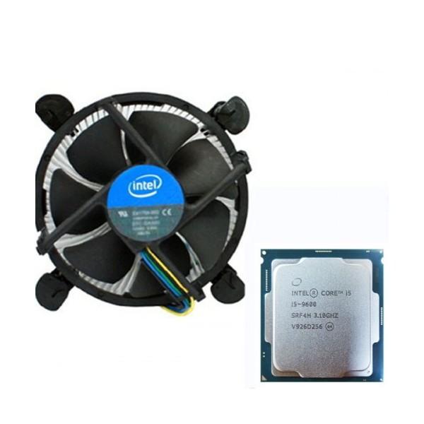 [인텔] 코어i5-9세대 9600 (커피레이크-R) (벌크 + 쿨러)