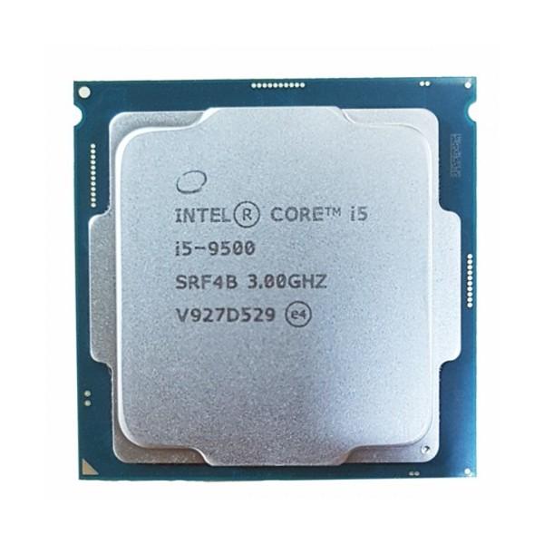 [인텔] 코어i5-9세대 9500 (커피레이크-R) (벌크) (쿨러미포함)