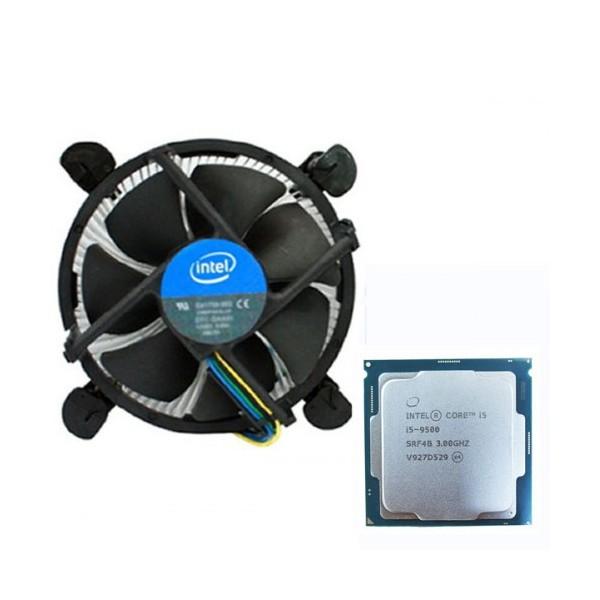 [인텔] 코어i5-9세대 9500 (커피레이크-R) (벌크 + 쿨러)