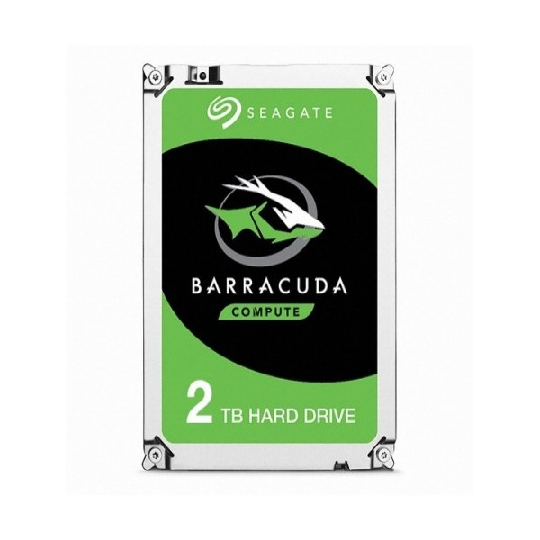 [Seagate]  [1박스(25개)상품] BARRACUDA HDD 2TB ST2000DM008 (3.5HDD/ SATA3/ 7200rpm/ 256MB/ SMR+MTC) + 구매시 8만원상당 킹스톤 DDR4 16GB PC4-21300 1:1증정