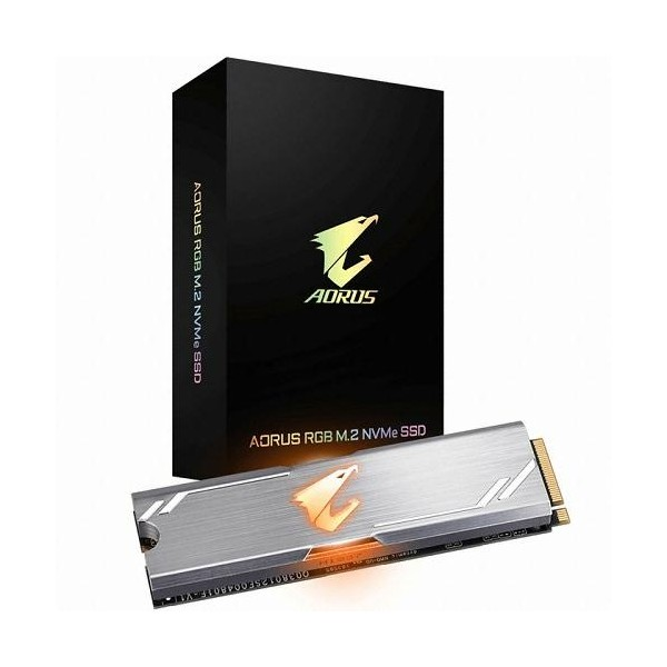 [GIGABYTE]  AORUS RGB M.2 2280 NVMe 512GB TLC 제이씨현