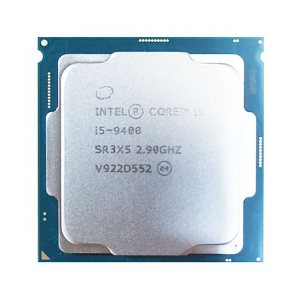 [인텔] 코어i5-9세대 9400 (커피레이크-R) (벌크) (쿨러미포함)