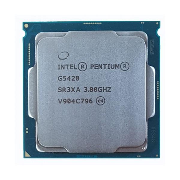 [인텔] 펜티엄 골드 G5420 (커피레이크-R) (벌크) (쿨러미포함)