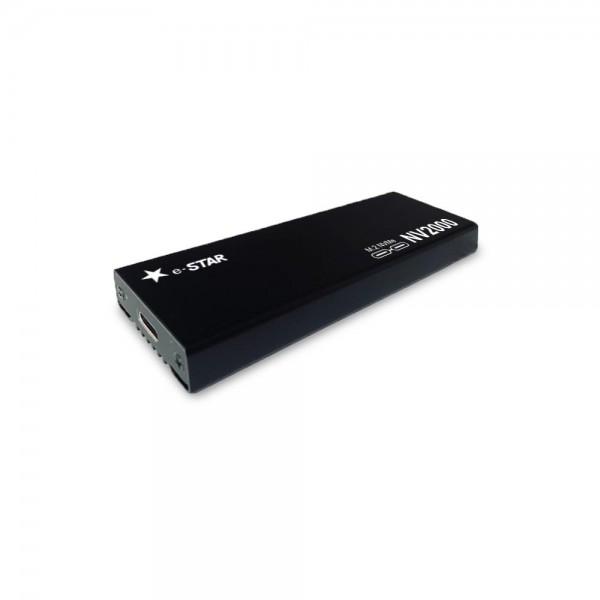 [디지탈그리고나]  e-STAR NV2000 M.2 NVMe SSD 컨버터