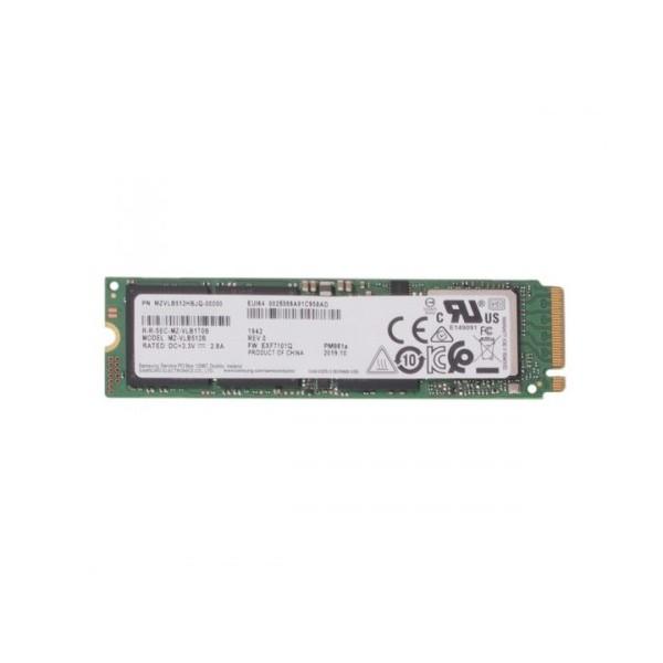 [삼성전자] 삼성SSD [무료배송] (병행수입) PM981A M.2 2280 NVMe 512GB TLC (벌크) (읽기 3500MB/s , 쓰기 2900MB/s)