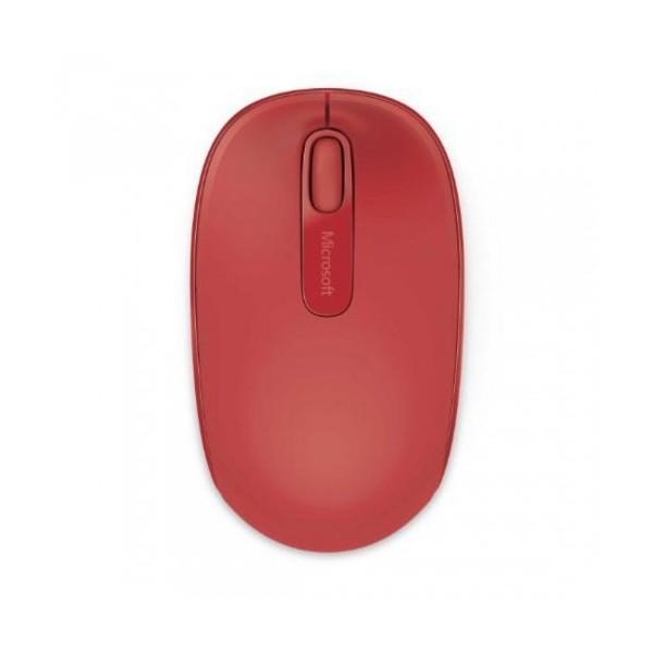 [Microsoft]  Wireless Mobile Mouse 1850 무선마우스 (레드) D