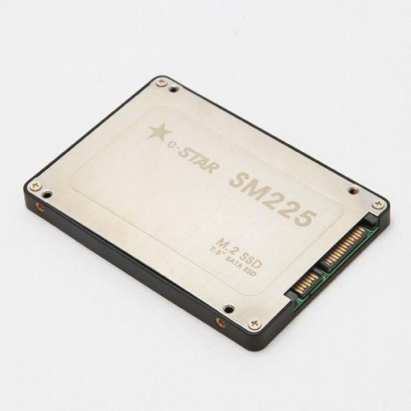 [디지탈그리고나]  e-STAR ES-SM225 M.2 SSD 2.5 변환 컨버터