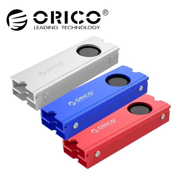 [ORICO] 오리코 오리코 M2SRC M.2 방열판/알루미늄/쿨러(실버)