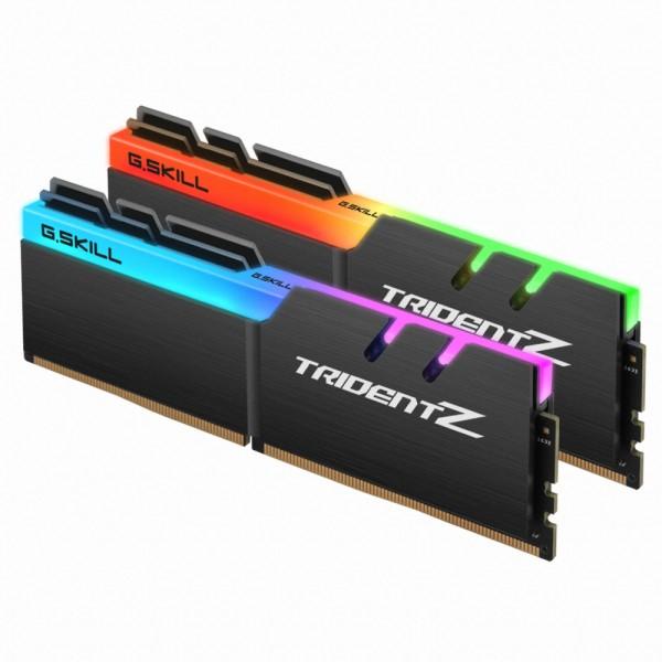 [G.SKILL]  [컴코블랙페스타]DDR4 16G PC4-25600 CL14 TRIDENT Z RGB (8Gx2)