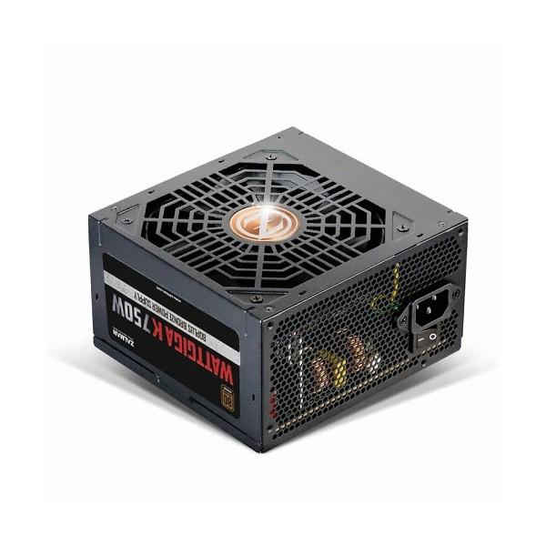 [잘만]  [컴코블랙페스타] WATTGIGA K 750W 80PLUS BRONZE 230V EU