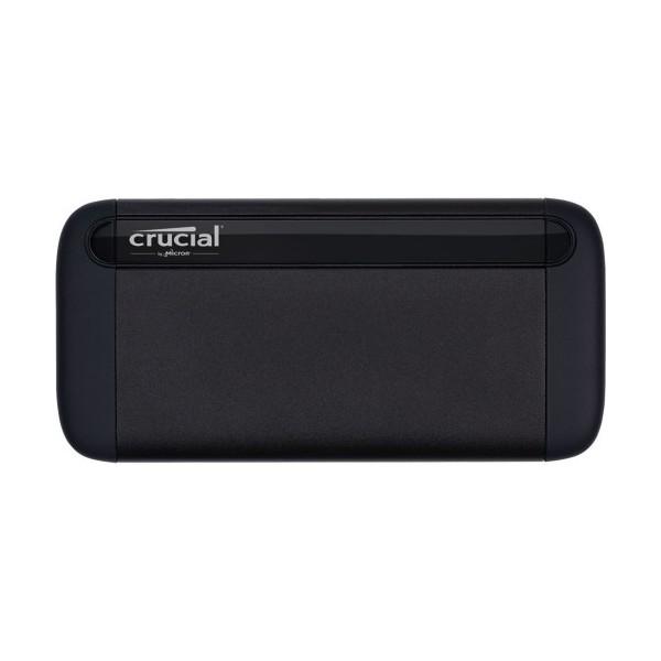 [마이크론] Micron Crucial X8 Portable SSD 500GB (USB3.2 Gen 2/Type-C)