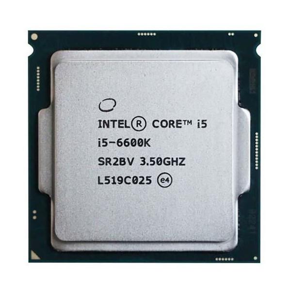 [인텔] 중고, A/S 3개월 [인텔] INTEL 코어6세대 i5-6600K 벌크 쿨러미포함 (스카이레이크/3.5GHz/6MB) /C