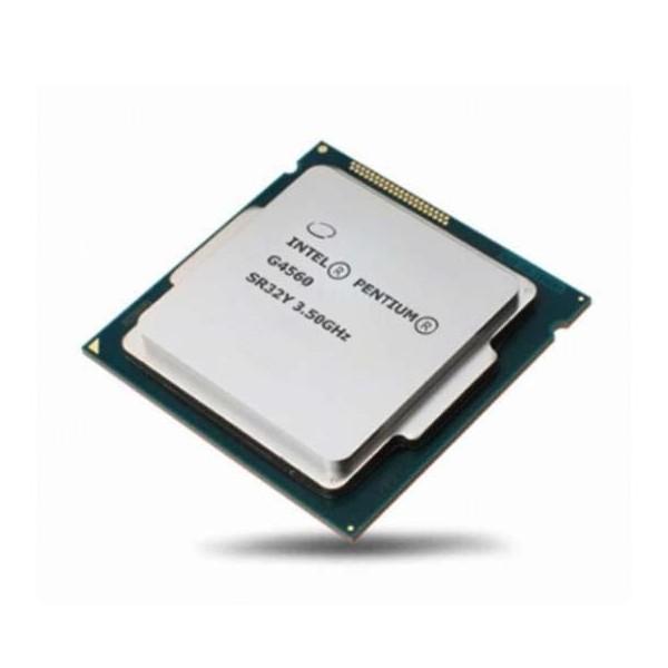 [인텔] 중고, A/S 3개월 [인텔] INTEL 펜티엄 G4560 벌크 쿨러미포함 (카비레이크/3.50GHz/3MB) /C