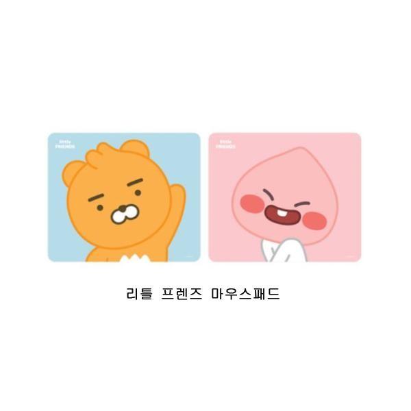 [카카오프렌즈]  리틀프렌즈 마우스 패드 (라이언)