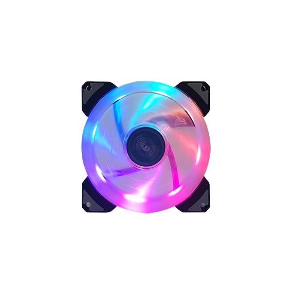[쿨러텍] 쿨러텍 SUPER LED RING-9225-AUTO RGB(DUO)