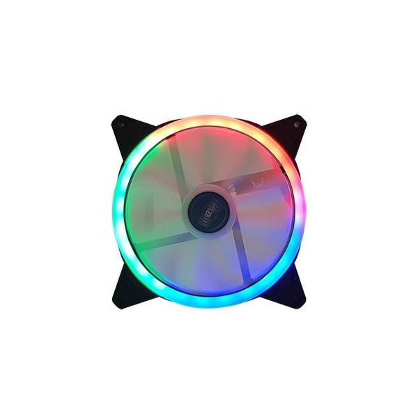 [쿨러텍] 쿨러텍 SUPER LED RING-14025-AUTO RGB(DUO)