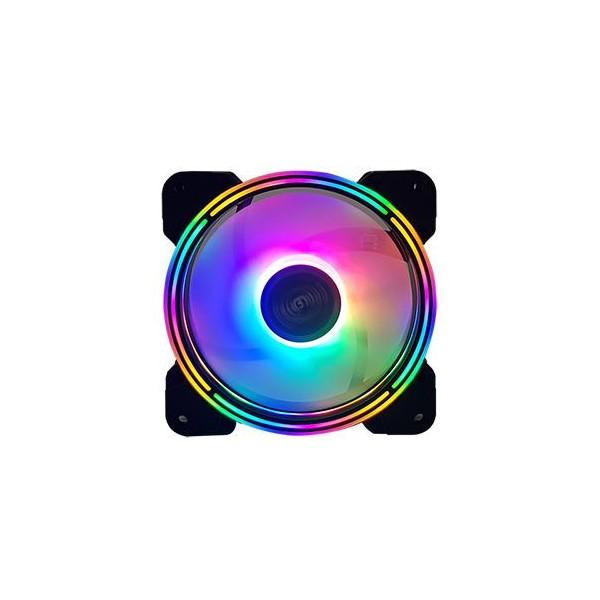 [쿨러텍] 쿨러텍 SUPER LED RING-12025-CORE RGB(DUO)