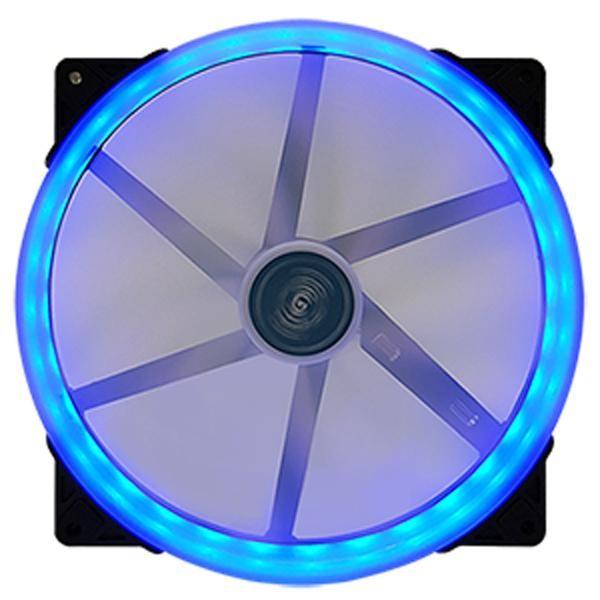 [쿨러텍] 쿨러텍 SUPER LED RING-20025-BLUE(32)
