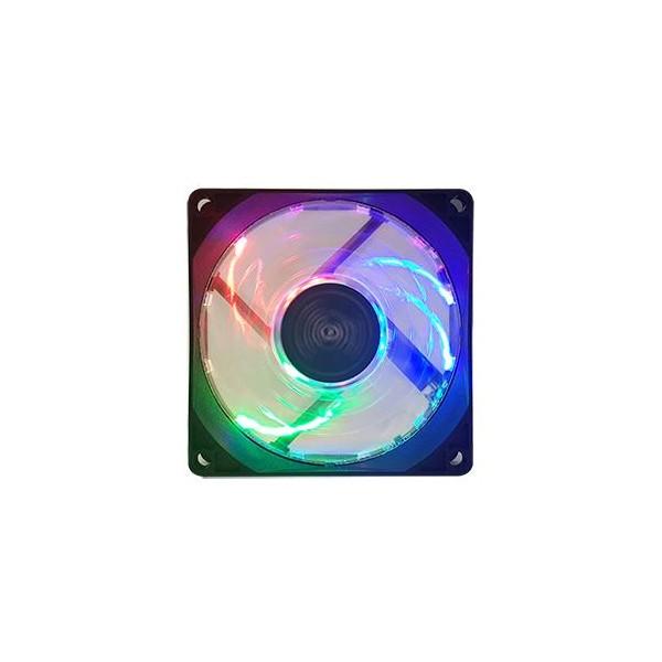 [쿨러텍] 쿨러텍 USB-8025-AUTO RGB