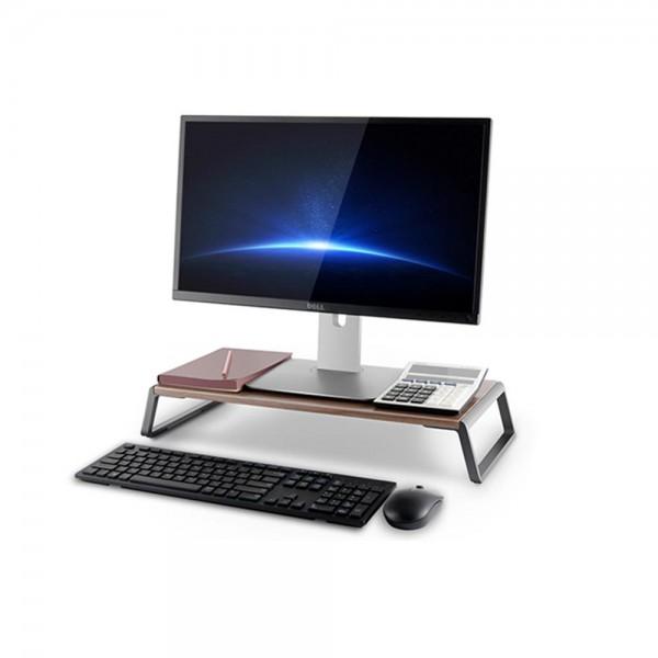 [바톤즈]  모니터 노트북 받침대 AD-10 실버
