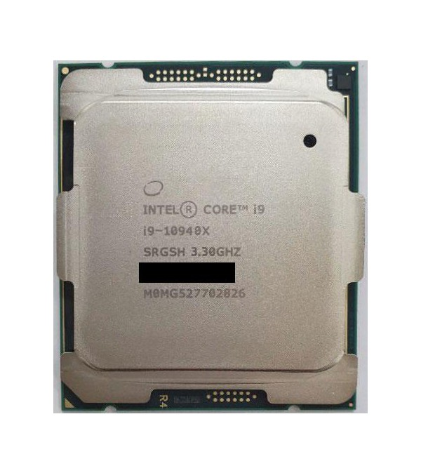[인텔]  i9-10940X (캐스케이드레이크) (벌크) (쿨러미포함)