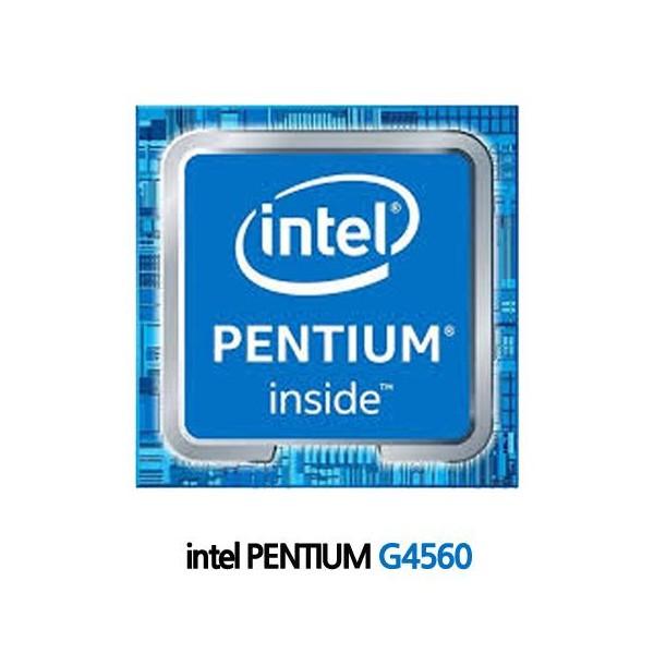 [인텔]  [인텔] 중고, A/S 3개월 펜티엄 G4560 벌크 쿨러미포함 (카비레이크/3.50GHz/3MB) / C