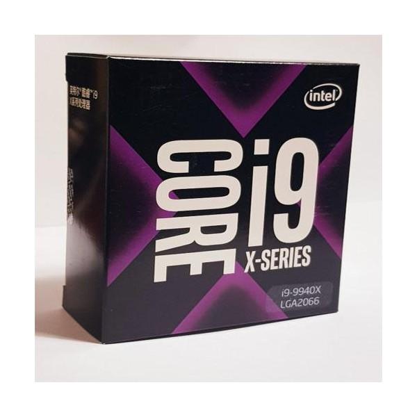 [인텔]  인텔 코어X-시리즈 i9-9940X (스카이레이크) 병행수입