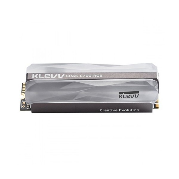 [ESSENCORE] 에센코어 KLEVV CRAS C700 RGB M.2 2280 NVMe 960GB TLC