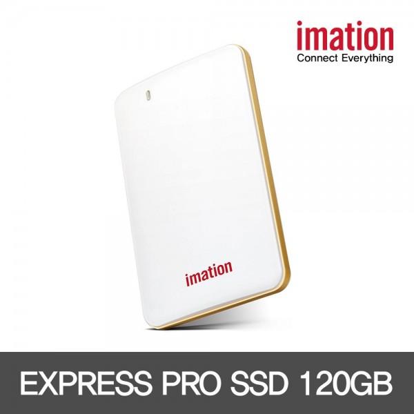 [이메이션] imation 외장 SSD Express Pro (120GB)