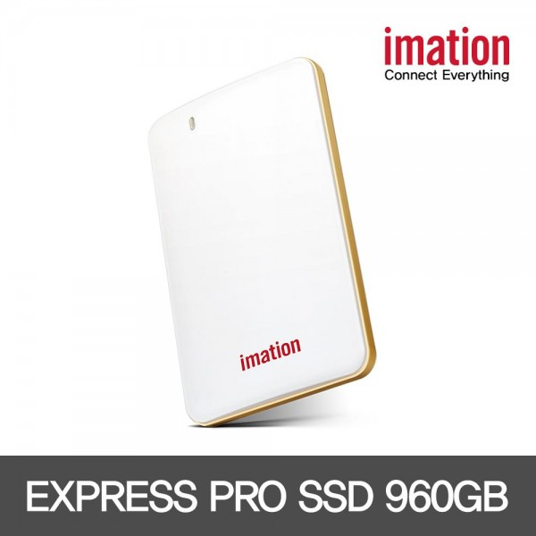 [이메이션] imation 외장 SSD Express Pro (960GB)