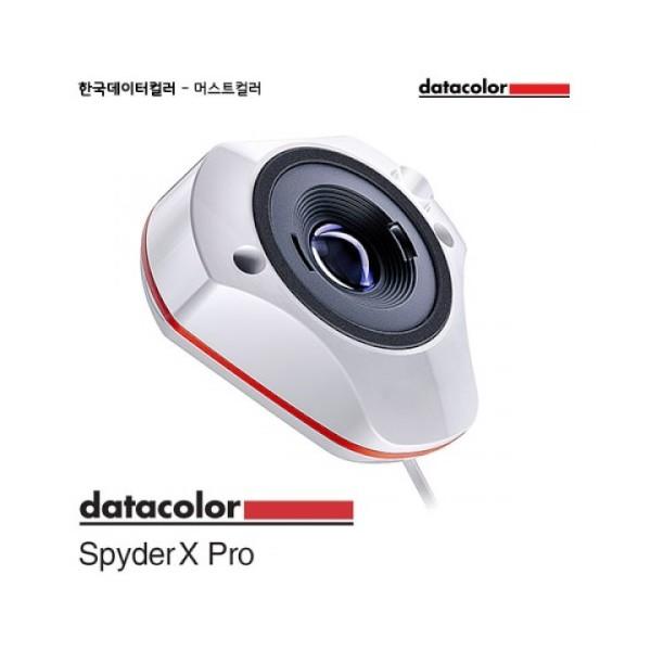 [데이터컬러]  SpyderX PRO 스파이더엑스프로