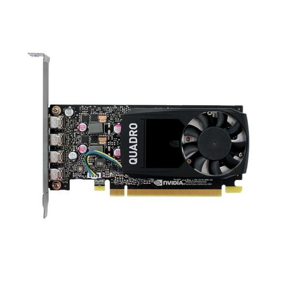 [nVIDIA] 쿼드로 쿼드로 P1000 D5 4GB DP 베이넥스
