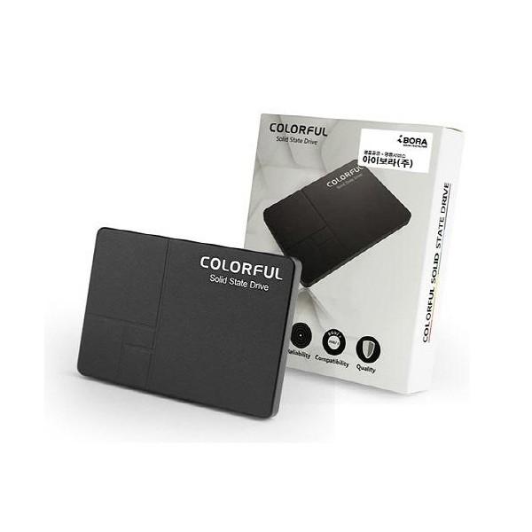 [COLORFUL] 컬러풀 SL300 160GB TLC 아이보라