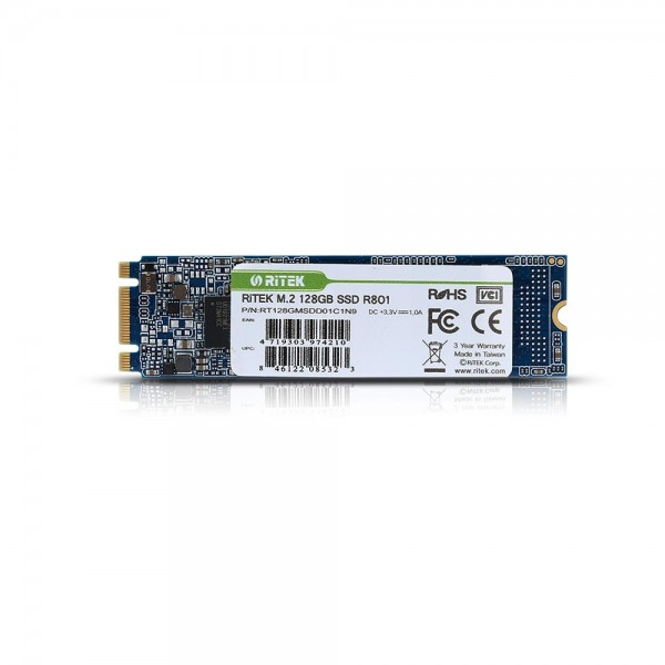 [RiTEK]  R801 M.2 2280 256GB TLC